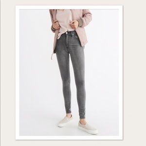Brand new Sculpt High Rise Super Skinny Jeans